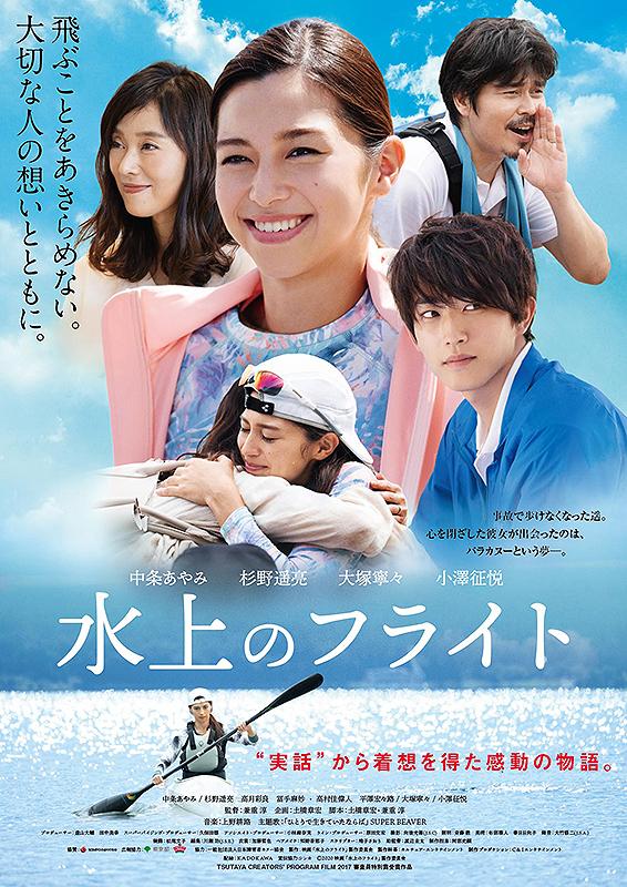 『水上のフライト』(2020)